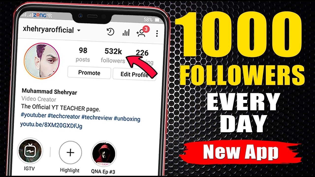 New Instagram Followers And Likes App 2019 Free Instagram Followers Instagram New App 2019 Youtube