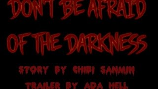 [asian fanfic trailer] Не бойся темноты - Don't be afraid of the darkness |EXO's Sehun|