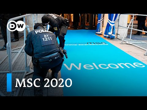 Munich Security Conference 2020: What's on the agenda?   DW News