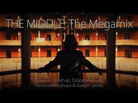 The Middle: The Megamix   Joseph James, InanimateMashups, TopperMashups & DylanGLC Mashup!
