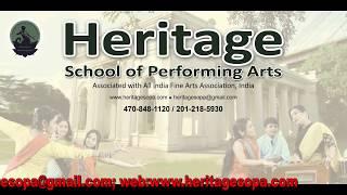 Heritage School of Performing Arts - Indian Music and Dance school in Atlanta