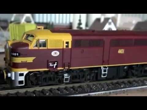 nswgr streamlinners a vido responds to (Season 3: **SPECIAL** - My Locomotive Collection! )