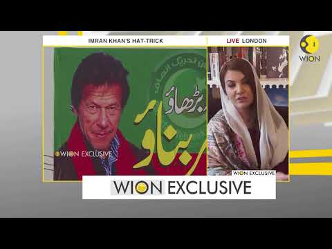 Imran Khan's ex wife calls his third wedding's pictures 'political suicide and cringe worthy'