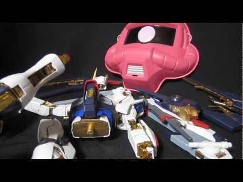 PG Strike Freedom (Part 5: Parts) Gundam Seed Destiny gunpla review