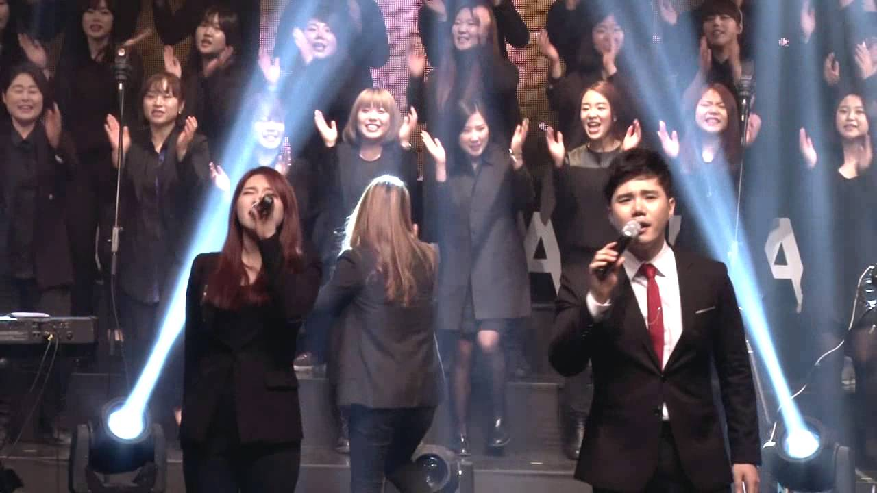 Every Praise - LAST(MARANATHA The LAST Time Concert LIVE in Seoul) Hezekiah Walker