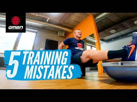 5 Common Weight Training Mistakes to prevent Doing