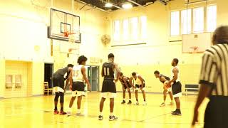 Wadleigh VS Evander Highlights in TRU Ballers High School Tounament