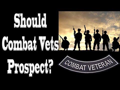 Should Combat Veterans Have to Prospect?