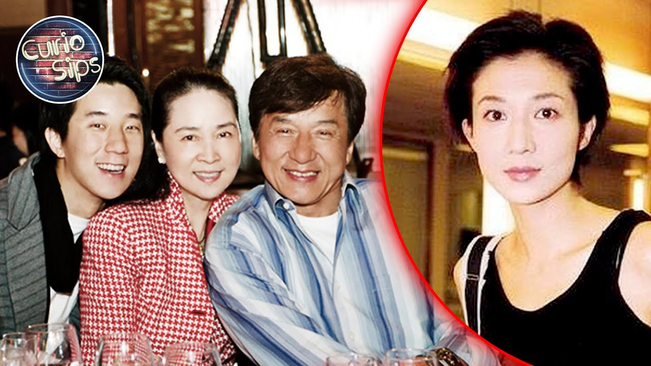 Jackie Chan Cheated on his Wife with this Lady! - YouTube