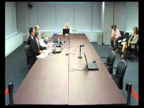 Audit and Governance Committees - September 8, 2015