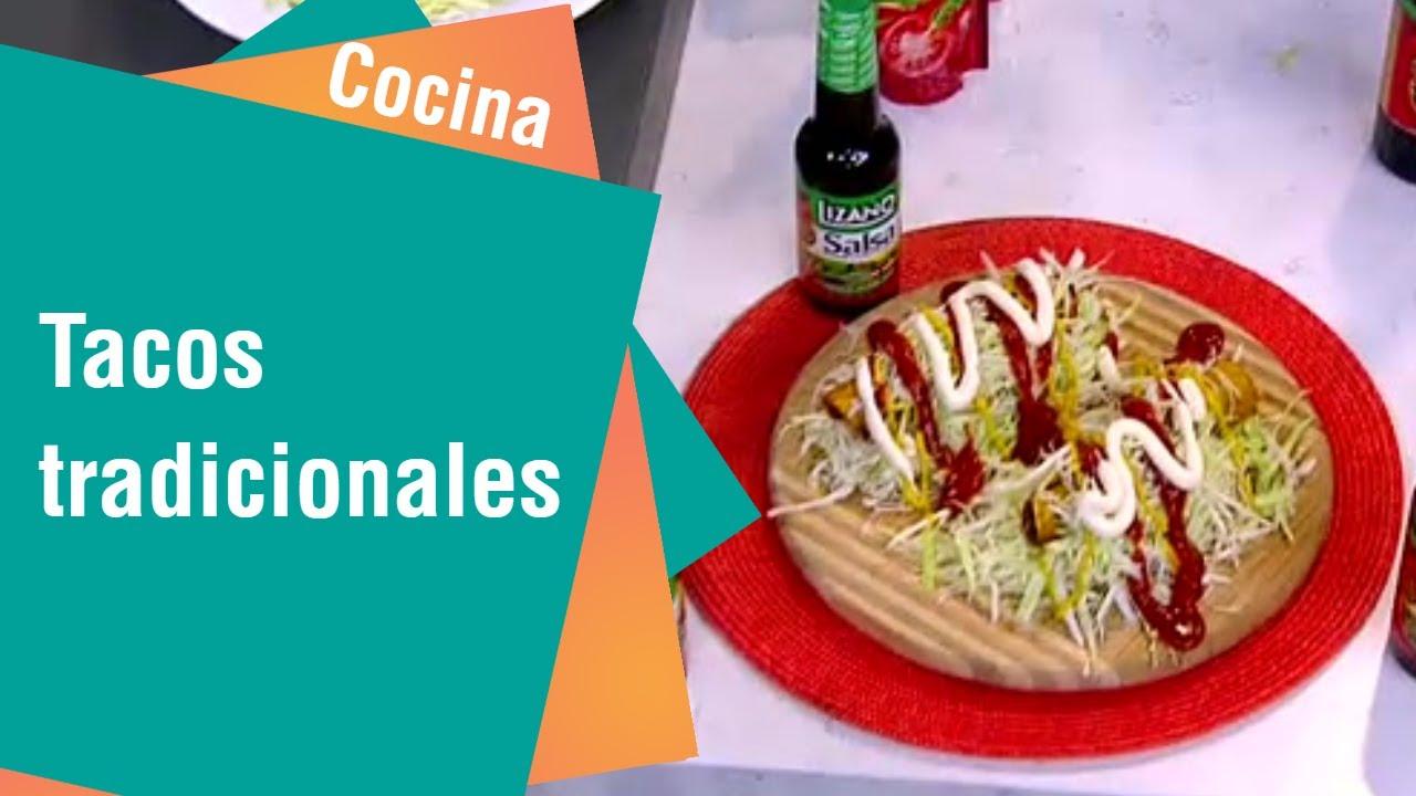 Receta de Secretos de Cocina de Unilever: Tacos tradicionales