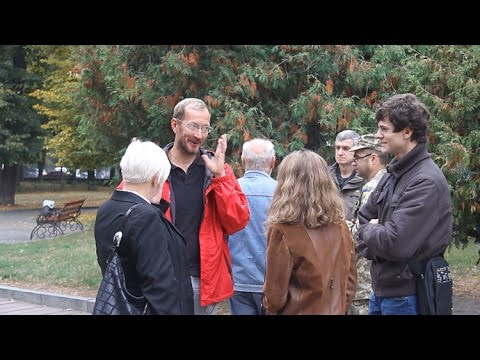 Київські та житомирські археологи і краєзнавці проведут...