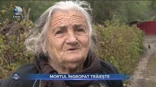 Stirile Kanal D (17.10.2020) - Mortul ingropat traieste! Cum s-a ajuns in aceasta situatie?