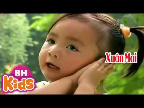 Chú Ếch Con ♫ Bắc Kim Thang ♫ Xuân Mai - Nhạc Thiếu Nhi Xuân Mai Hay Nhất
