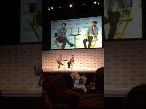 Charlie Cox MegaCon 2018 Panel