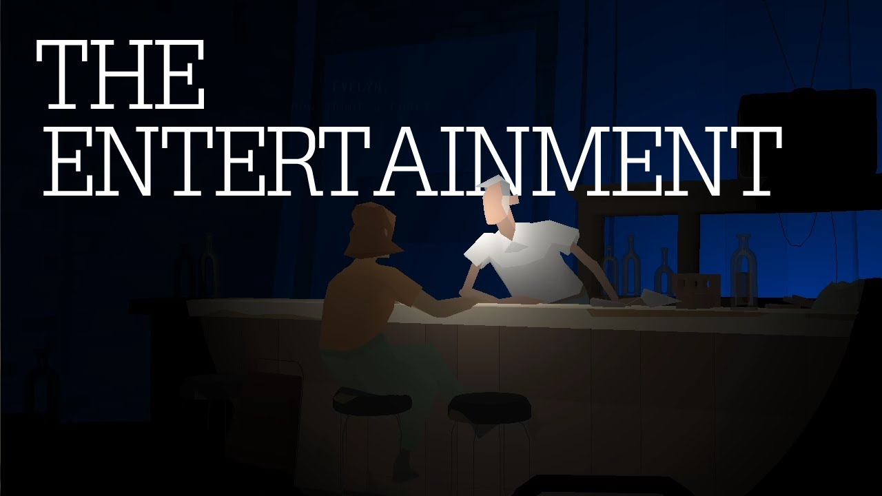 KRZ Kentucky Route Zero - The Entertainment Interlude - YouTube