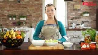 Pomysł na sałatkę z kurczakiem i winogronami - zdrowe i dietetyczne przepisy. Odchudzanie bez kitów.