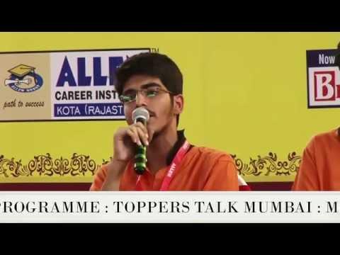 Mega Orientation Programme & Toppers Talk Show at ALLEN Mumbai