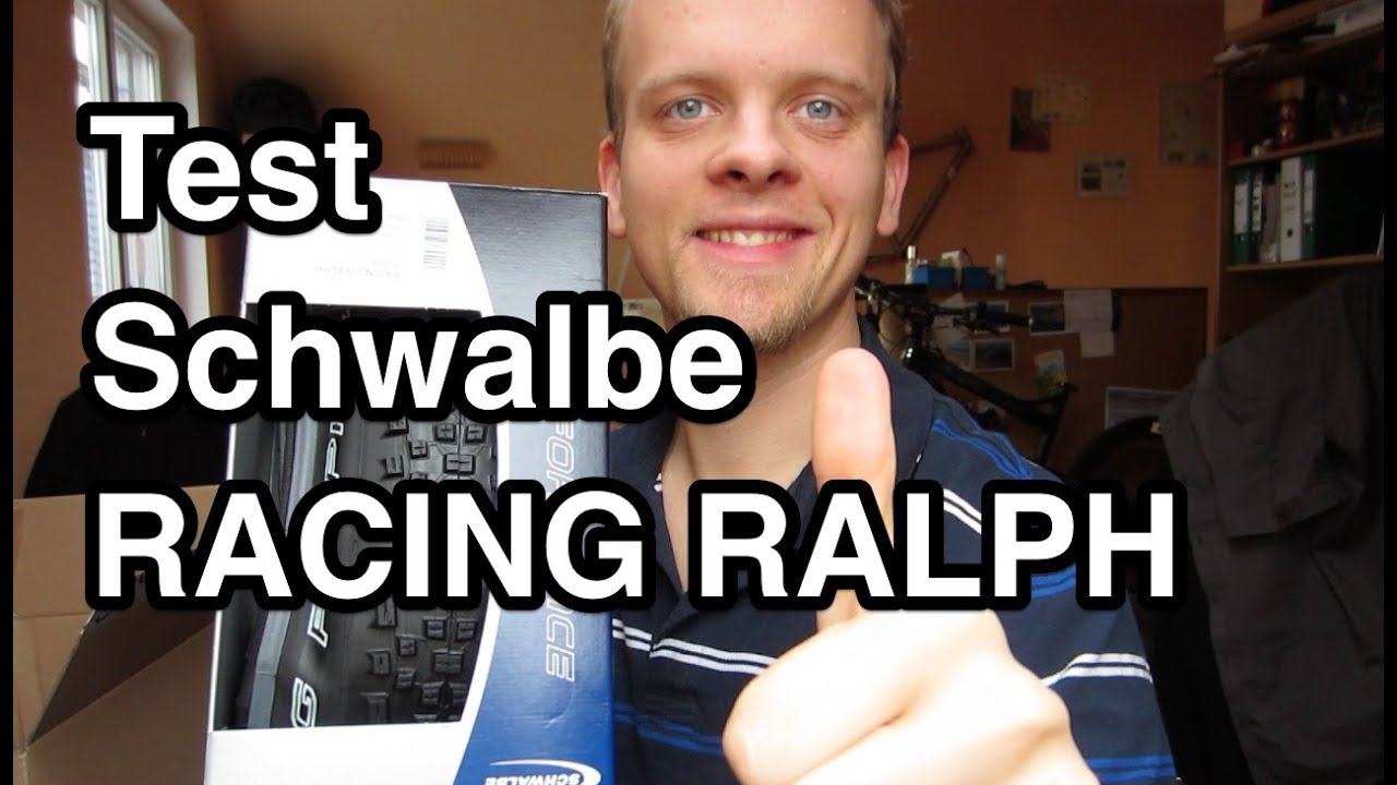 test schwalbe racing ralph performance reifen. Black Bedroom Furniture Sets. Home Design Ideas