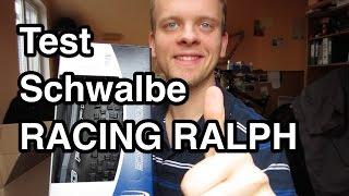 Test Schwalbe RACING RALPH Performance Reifen | Mountainbike Reifen Test