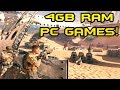 TOP 10 BEST 4GB RAM PC Games - 2018~ 2019 [FREE DOWNLOAD LINKS]