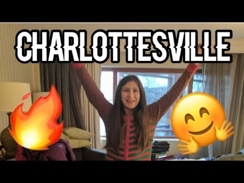 Charlottesville Virginia Day 1 December 2017 Omni Hotel And Downtown