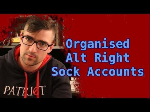 European Alt-Right Exposed Organizing Sock Puppet Smear Campaigns on