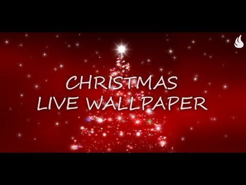 merry christmas and happy new year 2018 christmas live wallpaper