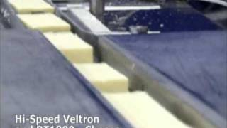 Food Packaging Demo on Horizontal Form Fill Seal (HFFS) Flow Wrappers