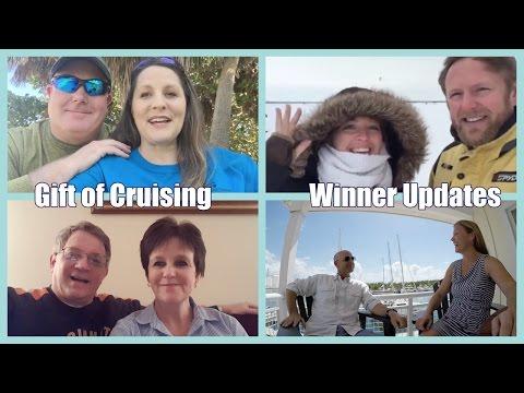 Patreon Gift of Cruising Winner Updates