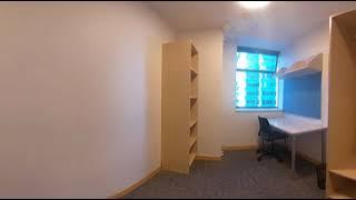 Capital Hall—360 single bedroom (empty)