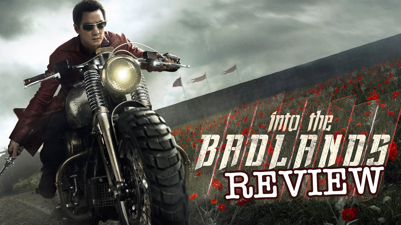 Into The Badlands Burning Series