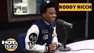 Roddy Ricch On Recent Success, Meek Mill, Juice WRLD + Shares A Kendrick Lamar Story