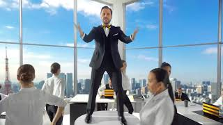 Смотреть Музыка из рекламы Билайн — Гиги за шаги (Ревва) (2018) онлайн