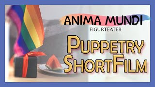 Love Pride - Puppetry short film