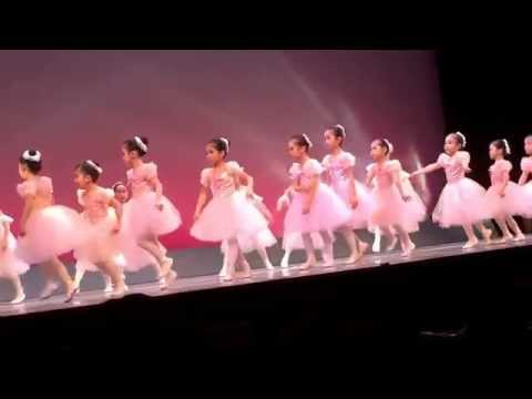 踊るバレエダンサーの天使達の大阪コンクール!かわいいと話題のバレリーナの卵!