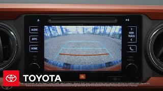Toyota Tacoma Features