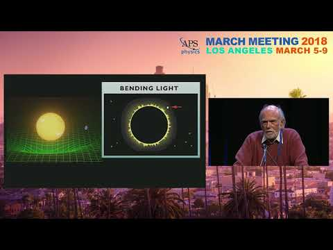 Einstein, Gravitational Waves and a New Science: Barry Barish