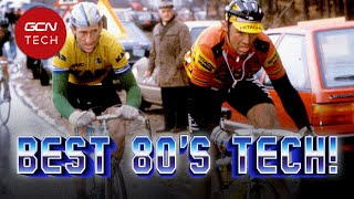 The Best Retro Bike Tech From The 1980's? | GCN Tech Show Ep.161