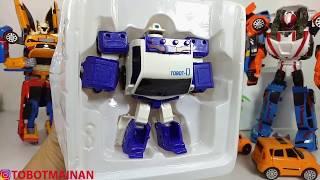 TOBOT Z ZERO MAINAN ROBOT TRANSFORMERS