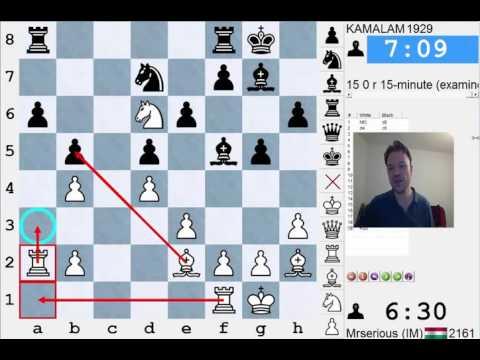 Practical Chess Lessons #1  Slav w/Qc2