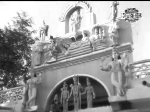 OLD STORY MOVIE OF HYDERABAD STATE, DURING THE PERIOD OF NIZAM MIR OSMAN ALI KHAN SPECIAL 31/12/1948