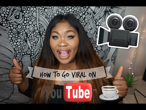 How To Go Viral On Youtube (The Real Tea)