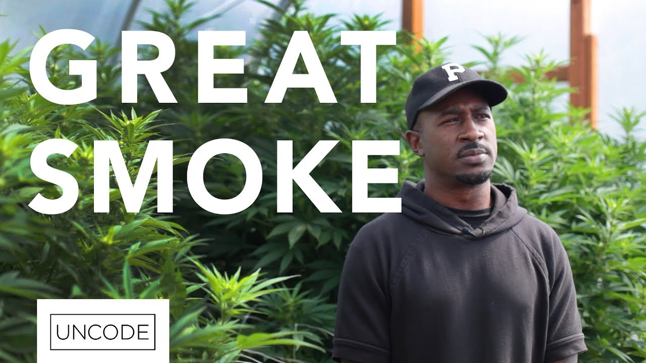 Cannabis Cultivator Jesce Horton Makes Great Smoke