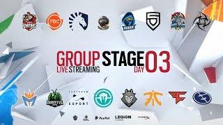 Six Invitational - Group Stage Day 03 - Rainbow Six Siege
