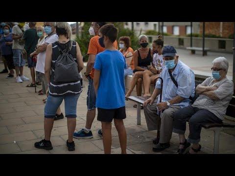 euronews (en español): Europa occidental atropellada por los nuevos brotes: España suma 1.690 casos en las últimas 24 h…