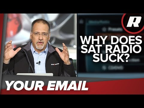 Your Email: Why does Satellite Radio suck? Cooley explains