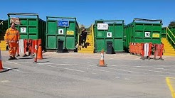 Linford Household Waste and Recycling Centre (Thurrock Tip) - social distancing guidance