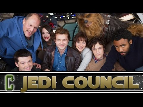 Filming Begins On Young Han Solo Movie - Collider Jedi Council