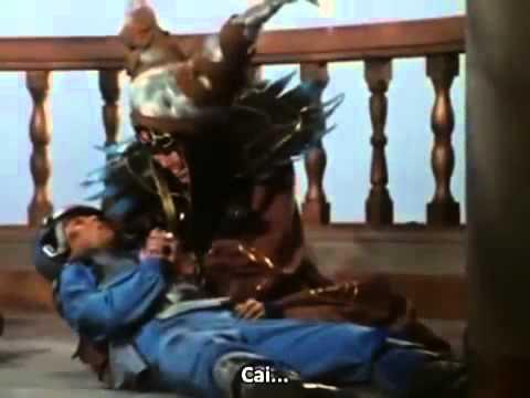Zyurangers  la verdadera derrota de Rita (Bandora)